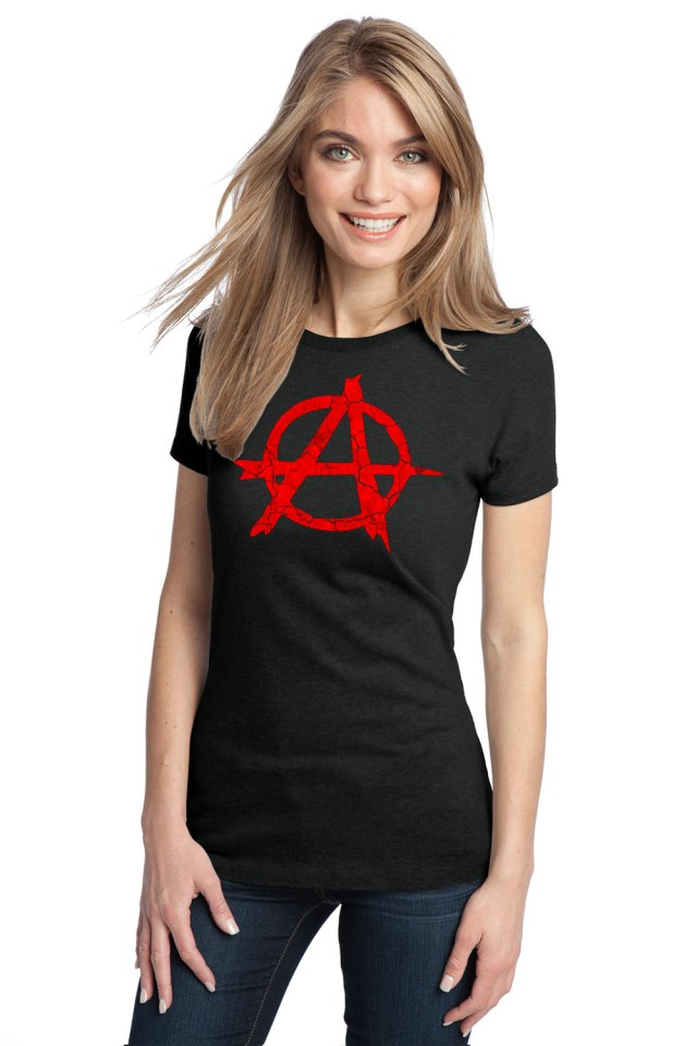 anarchy_black_woman