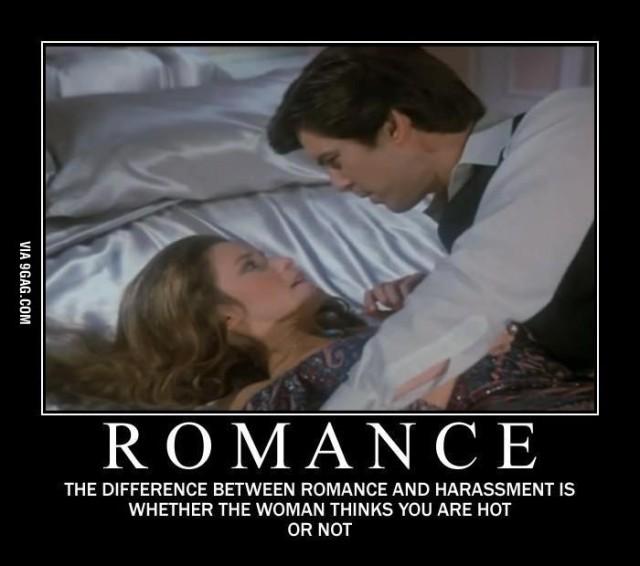 romanceHarrassment