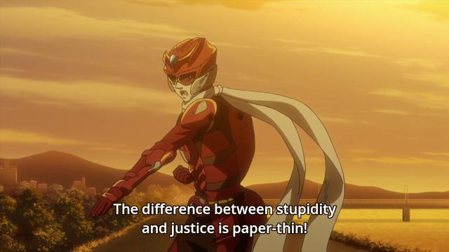 JusticeAndStupidity