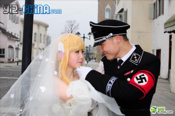 chinese-nazi-wedding