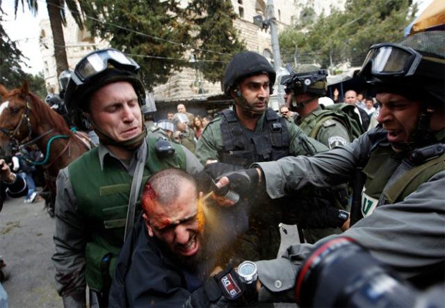 israel-police-brutality