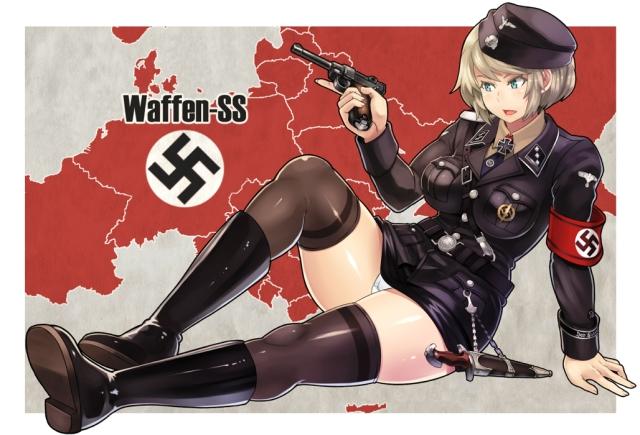 waffenSSblonde