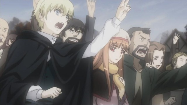 bidding Spice and Wolf Season 2 3
