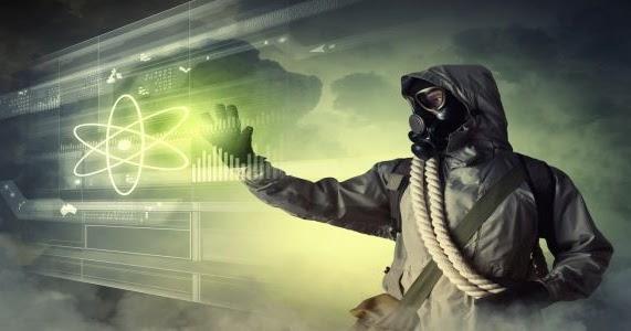 Nucleargasmask