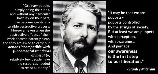 Stanley-Milgram-quotes