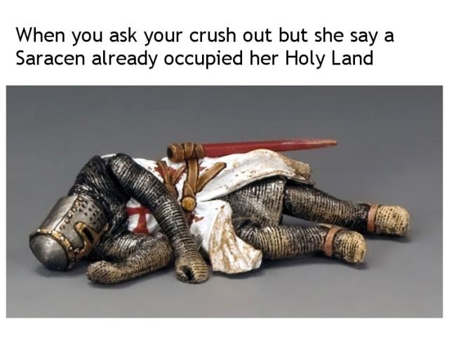 saracenalreadyoccupied