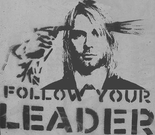 followyourleaderkurtcobain