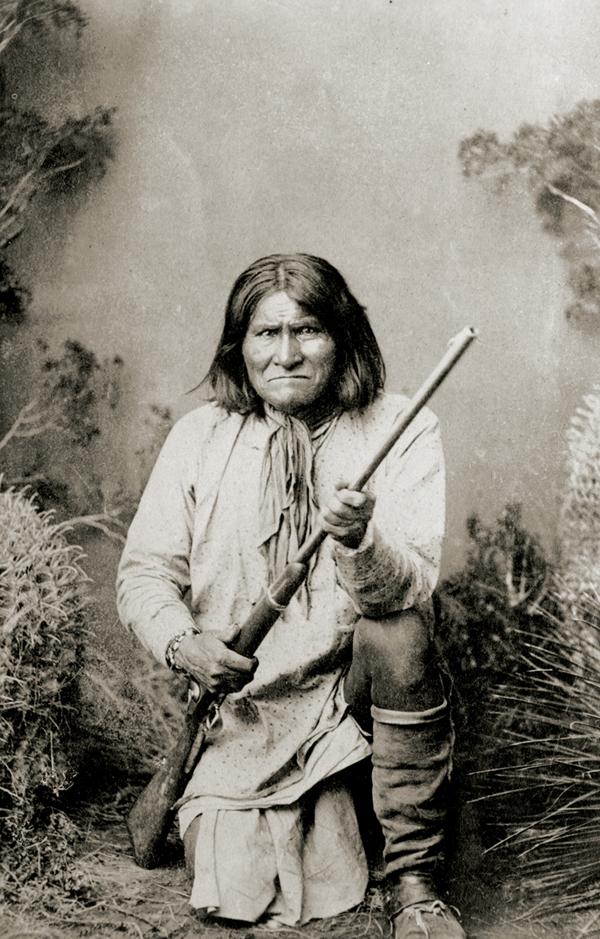 Geronimo, 1907