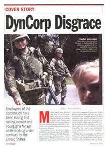 dyncorpdisgrace