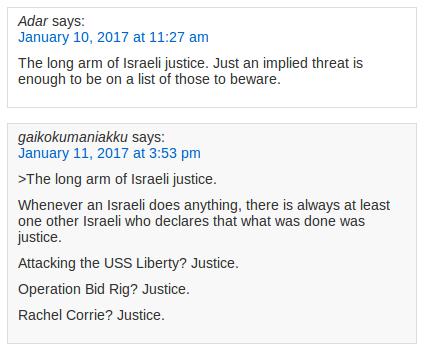 israelisalwaysdeclaretheirviolencetobejustice