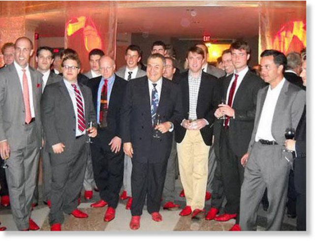 Suspicions about red shoes and other conspiracies (mostly related to